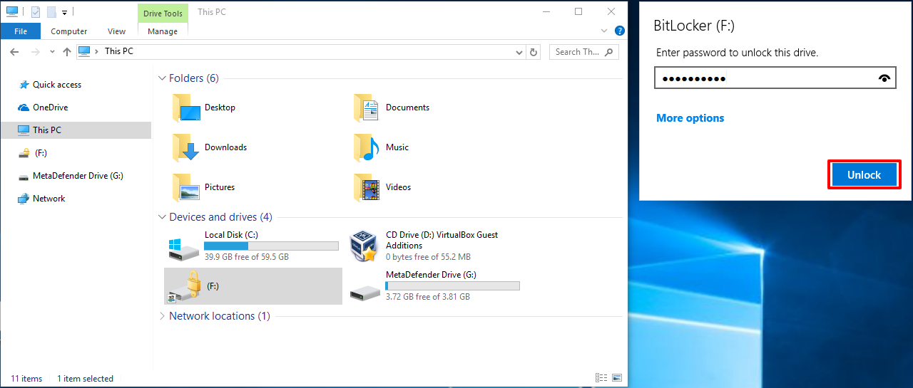 1 4 How to Work with BitLocker Encrypted Volume