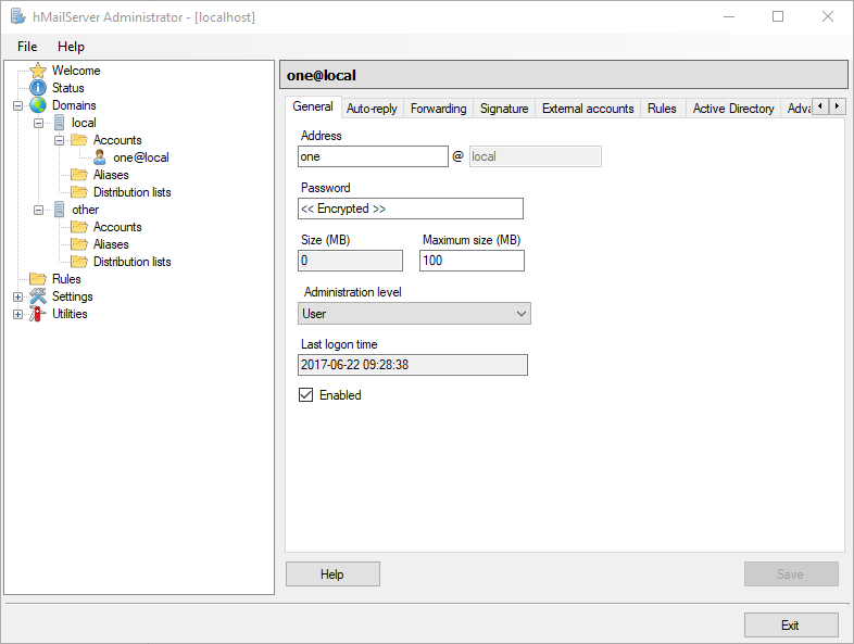 5 7 1 Stand-alone PoC environment - MetaDefender Email Security